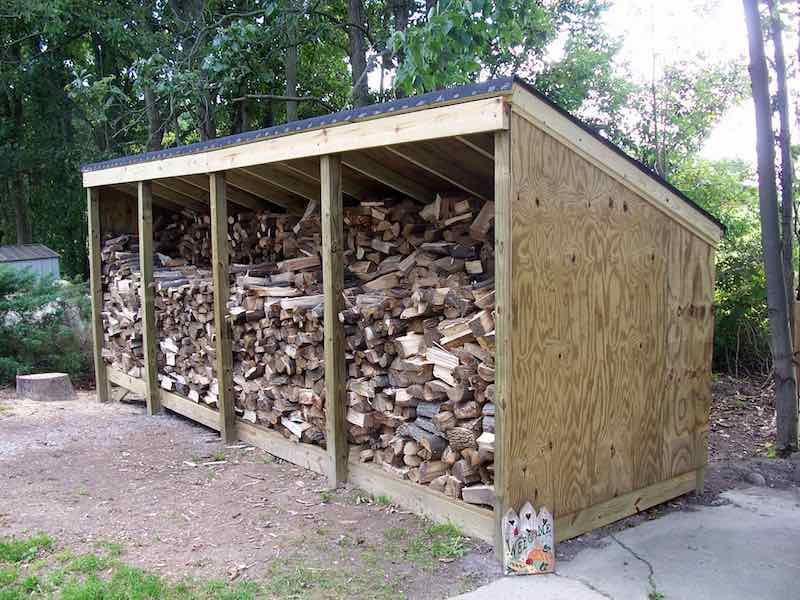 C mo almacenar le a le as del sur - Leneros de madera ...